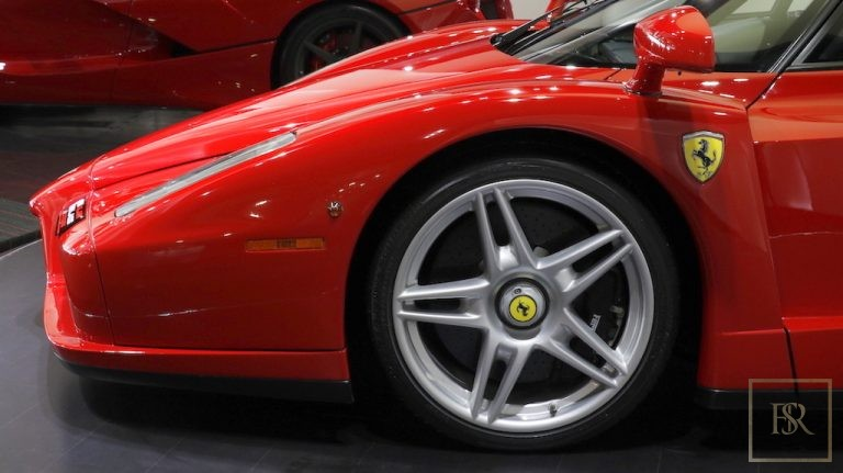 most expensive supercars for sale Ferrari ENZO used