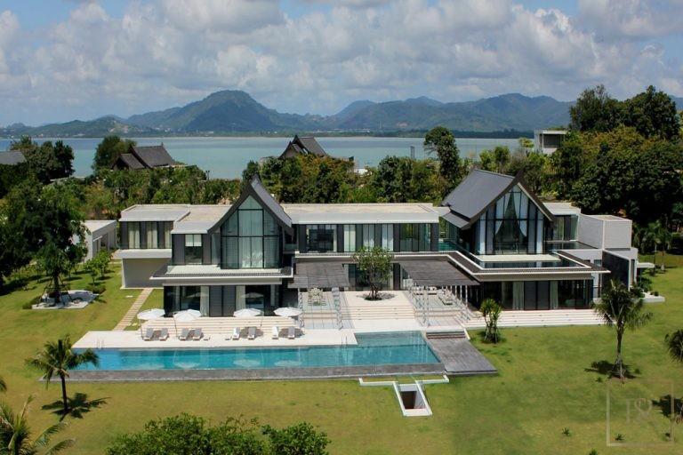 For super rich luxury villa Phuket Thailand for sale