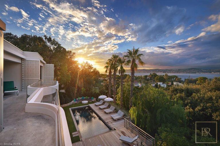 Villa, Cap d'Antibes