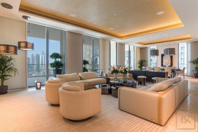 Penthouse Duplex The 118 Downtown, Dubai, UAE buy for sale For Super Rich