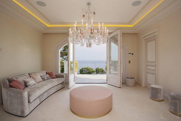 Villa Belle Epoque - Cap d'Ail, French Riviera available for sale For Super Rich