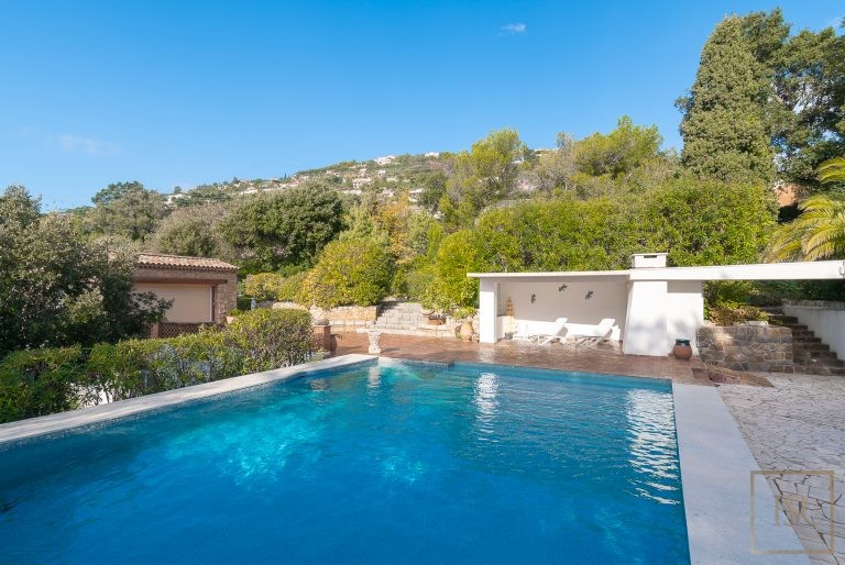 Most expensive luxury villa Anthéor France for sale French riviera