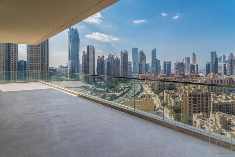 Penthouse, Duplex, The 118 Downtown, Dubai