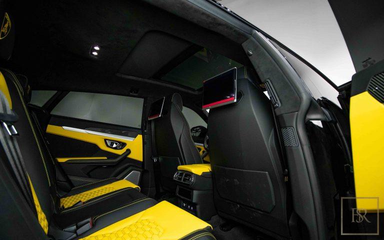 2021 Lamborghini URUS argus for sale For Super Rich