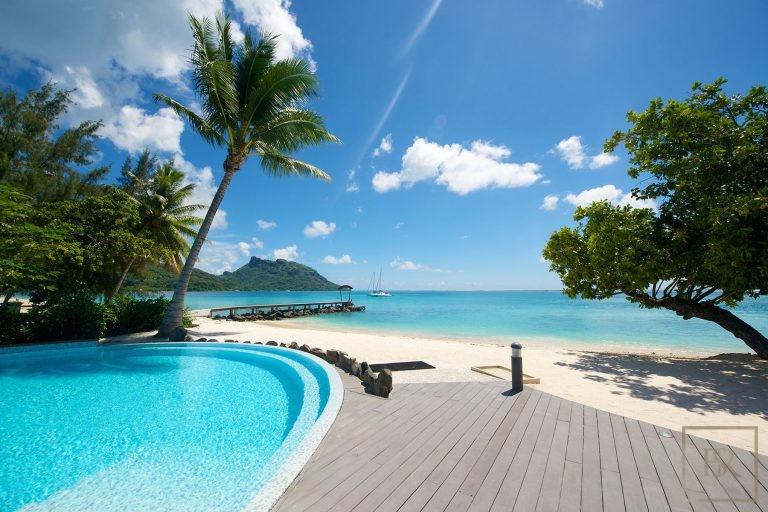 Hotel 32 Bungalows - Maitai Lapita, Fare, French Polynesia Used for sale For Super Rich