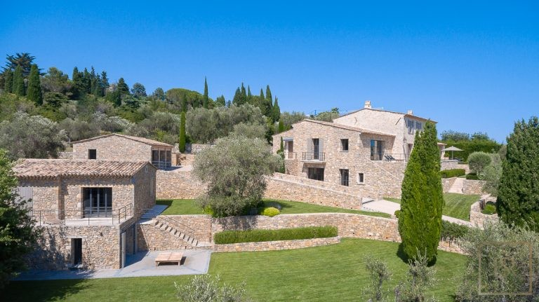 For super rich villa Mougins France for sale French riviera
