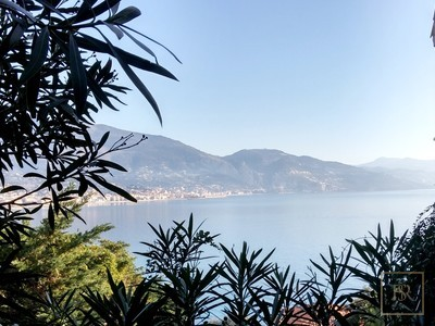 Ultra luxury property Sea View Cap-Martin France for sale French riviera