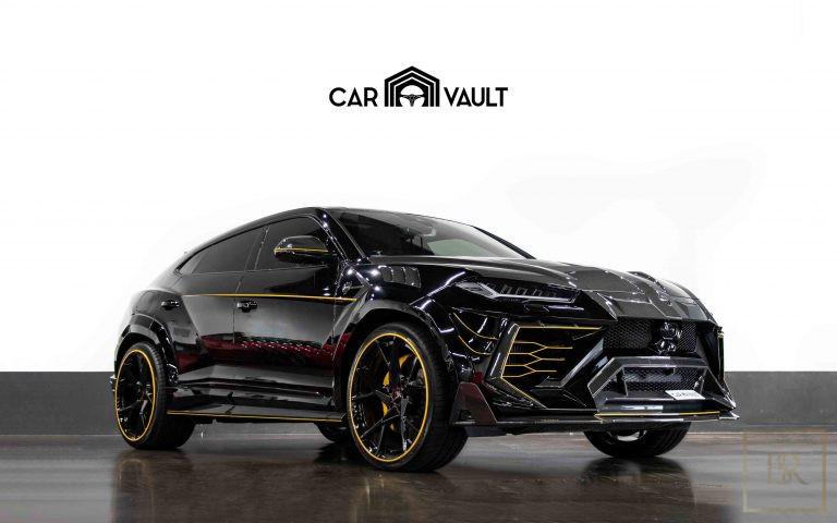 2021 Lamborghini URUS Yellow Leather for sale For Super Rich
