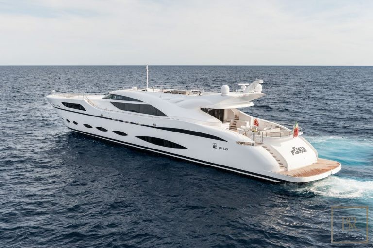 AB Yachts, FAST AND FURIOUS 44.60 (Meters)