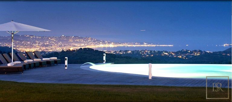 For super rich ultra luxury Villa Fréjus France for sale French riviera