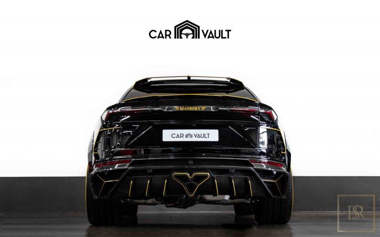 2021 Lamborghini URUS Used for sale For Super Rich