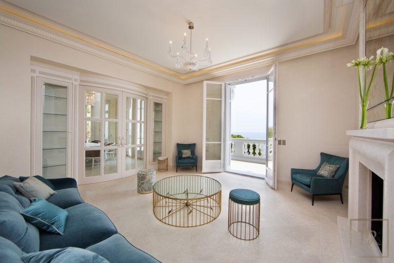 Villa Belle Epoque - Cap d'Ail, French Riviera 9327 for sale For Super Rich