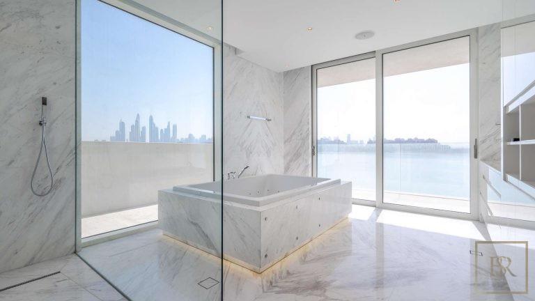 Villa Ultimate Signature - Palm Jumeirah, Dubai, UAE price for sale For Super Rich
