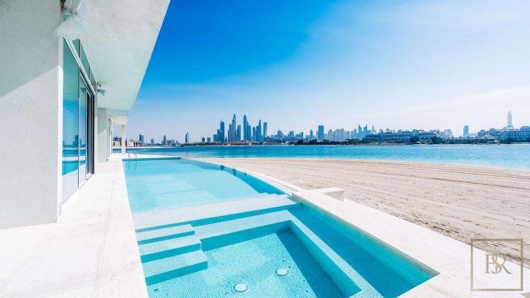 Villa Ultimate Signature - Palm Jumeirah, Dubai, UAE buy for sale For Super Rich