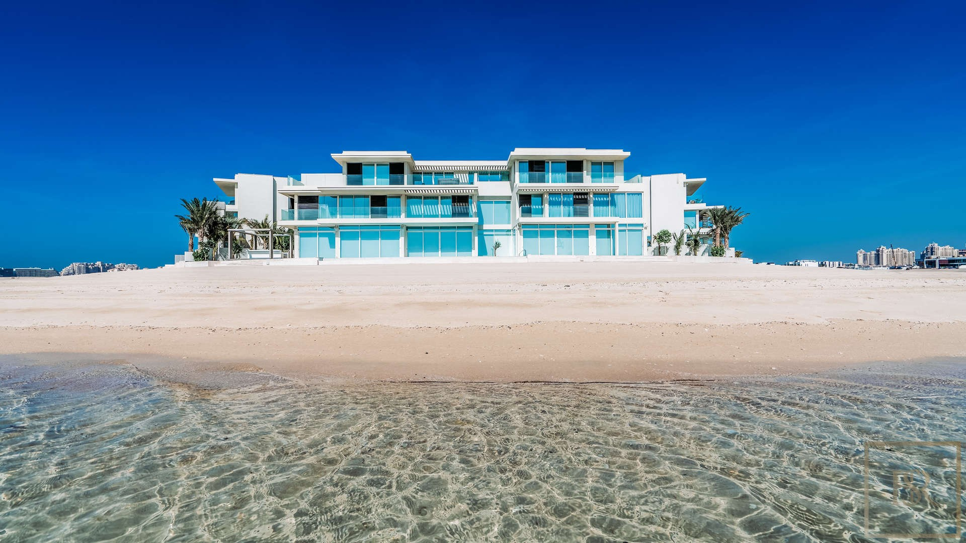Villa Ultimate Signature - Palm Jumeirah, Dubai, UAE for sale For Super Rich