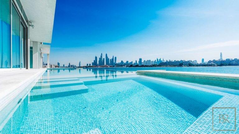 Villa Ultimate Signature - Palm Jumeirah, Dubai, UAE New for sale For Super Rich