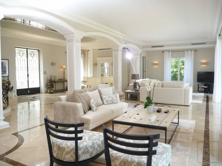 Villa West Side 10 BR - Cap d'Antibes, French Riviera West Side  rental For Super Rich