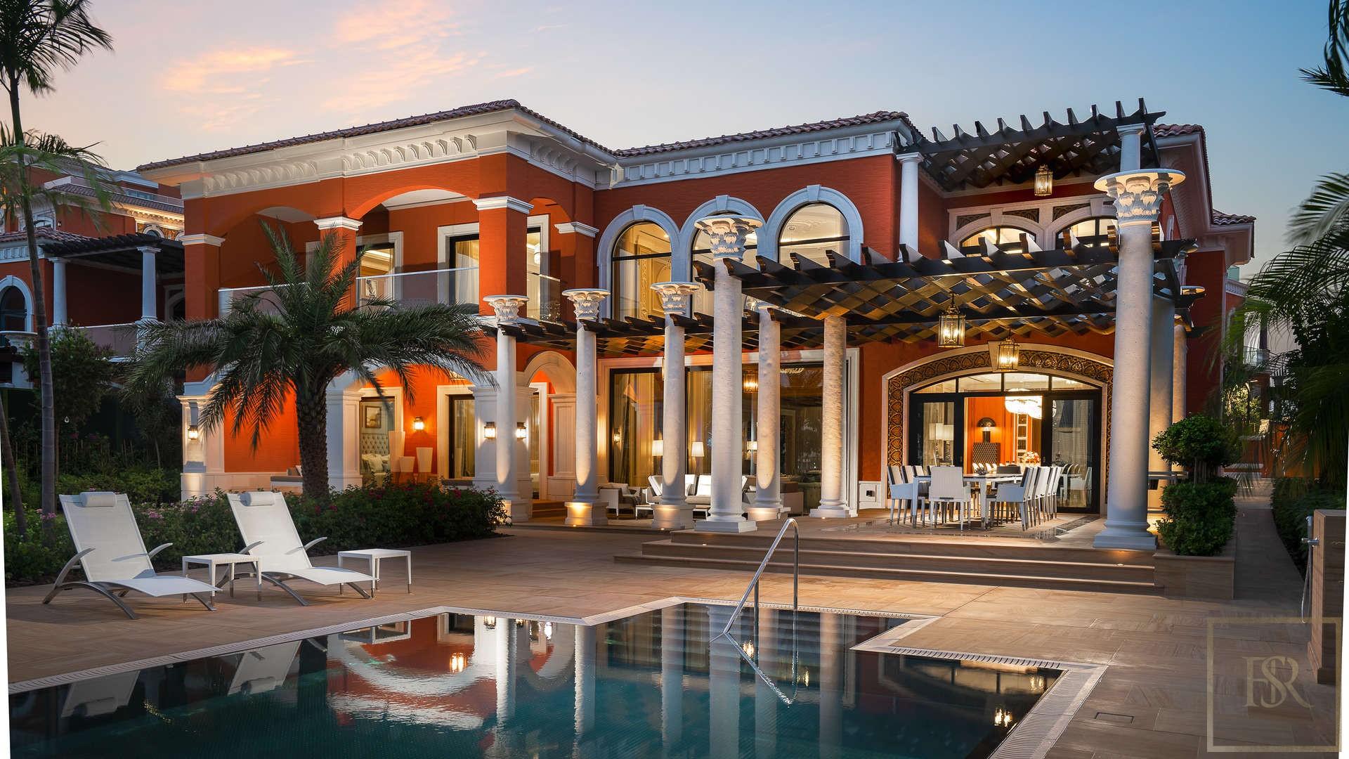 Villa XXII Carat - Palm Jumeirah, Dubai, UAE for sale For Super Rich