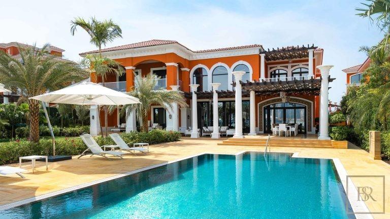 Villa XXII Carat - Palm Jumeirah, Dubai, UAE New for sale For Super Rich