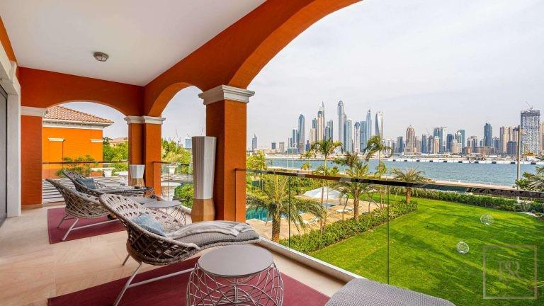 Villa XXII Carat - Palm Jumeirah, Dubai, UAE prix for sale For Super Rich