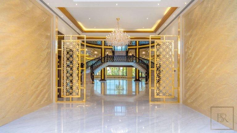 Villa L Sector - Emirates Hills, Dubai, UAE top for sale For Super Rich