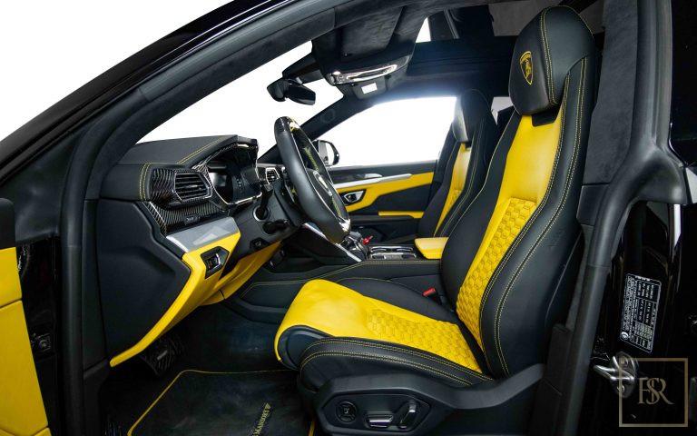 2021 Lamborghini URUS interior for sale For Super Rich