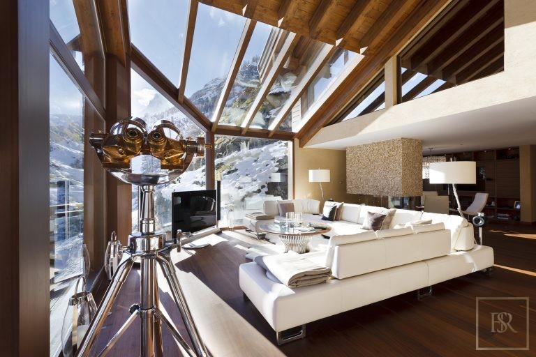 For super rich luxury villa Zermatt Switzerland for rent holiday