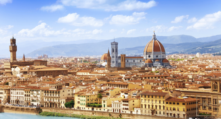 1427 Castle Tuscany - Florence, Italy buy for sale For Super Rich
