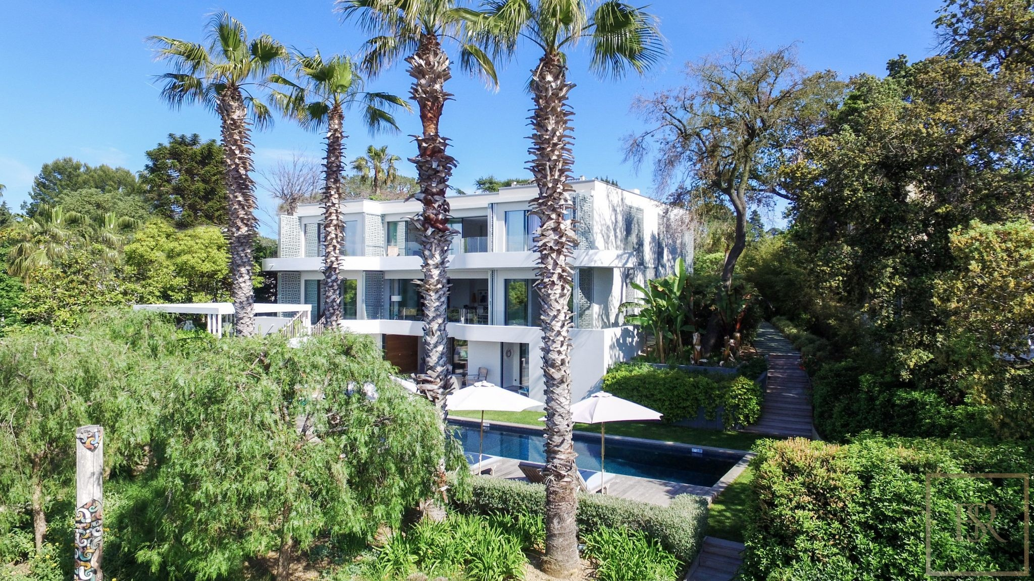 Villa Palm Tree 7 BR - Cap d'Antibes, French Riviera rental For Super Rich