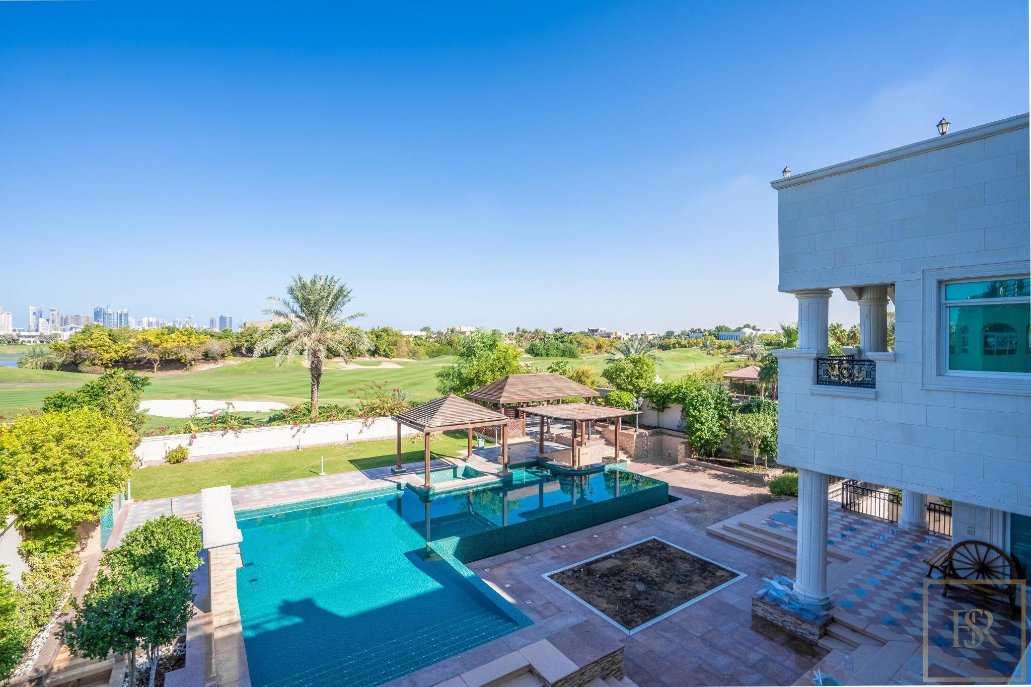 Villa Sector E - Emirates Hills, Dubai, UAE for sale For Super Rich