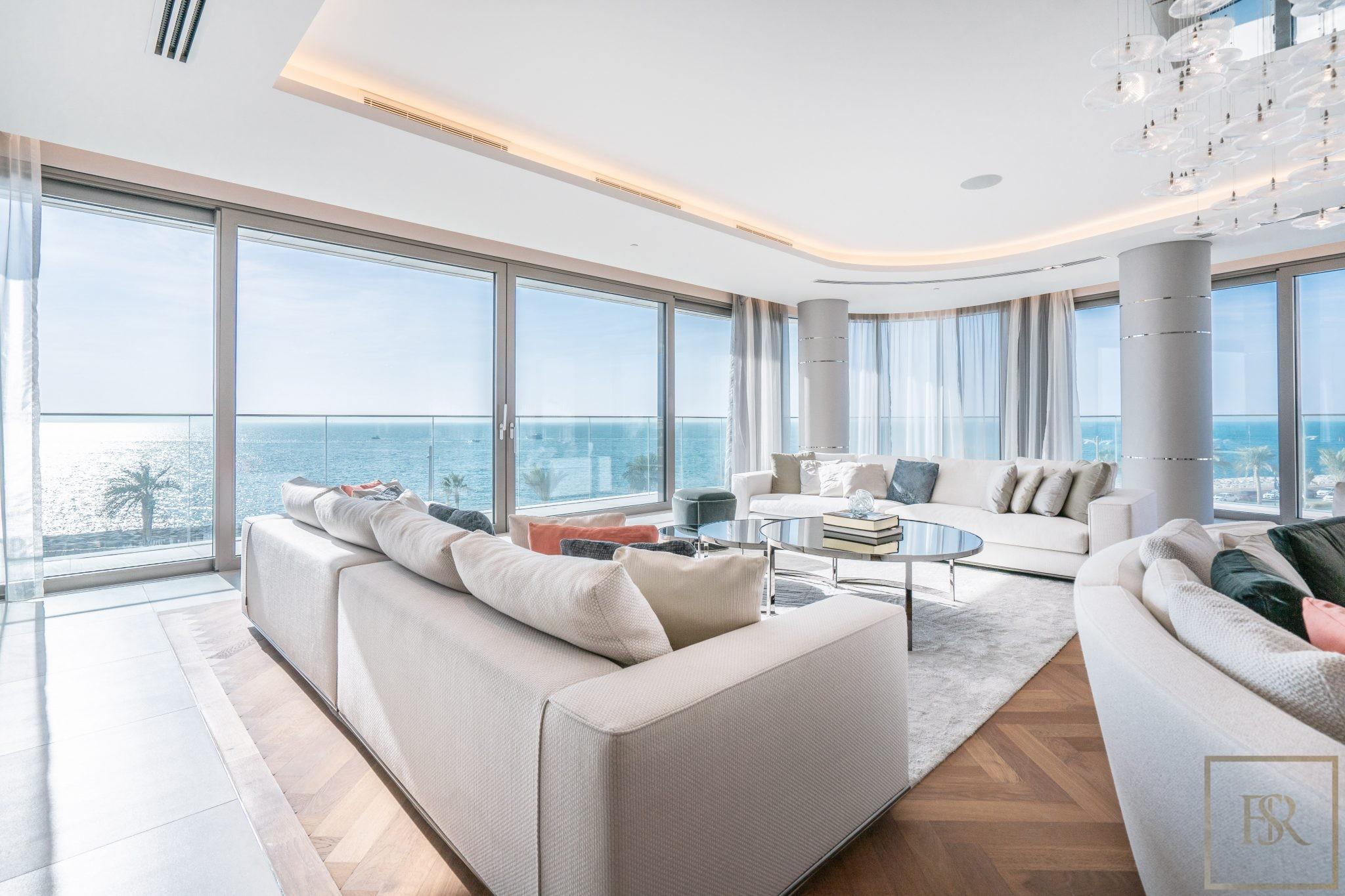 Penthouse W Residences - Palm Jumeirah, Dubai, UAE for sale For Super Rich