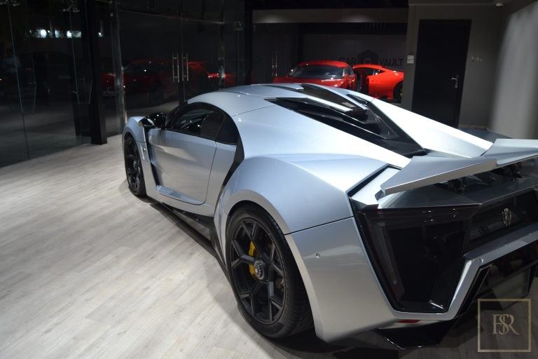 used W Motors LYKAN for sale supercars