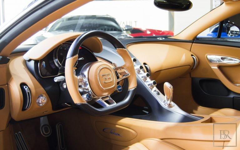 2016 Bugatti CHIRON 1,500 HP for sale For Super Rich
