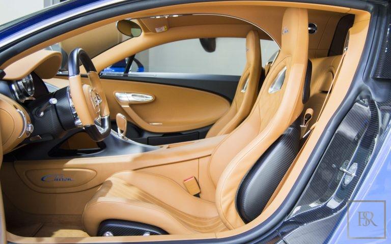 2016 Bugatti CHIRON Used for sale For Super Rich