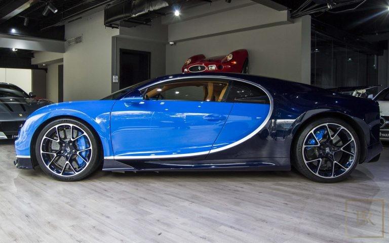 2016 Bugatti CHIRON Tan for sale For Super Rich
