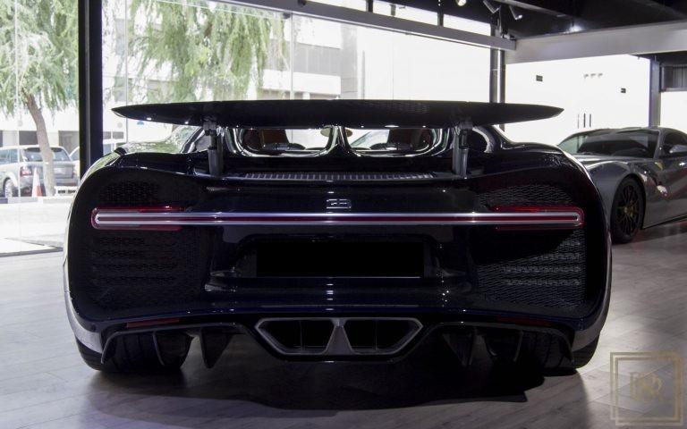 2016 Bugatti CHIRON 8.0 Litre for sale For Super Rich