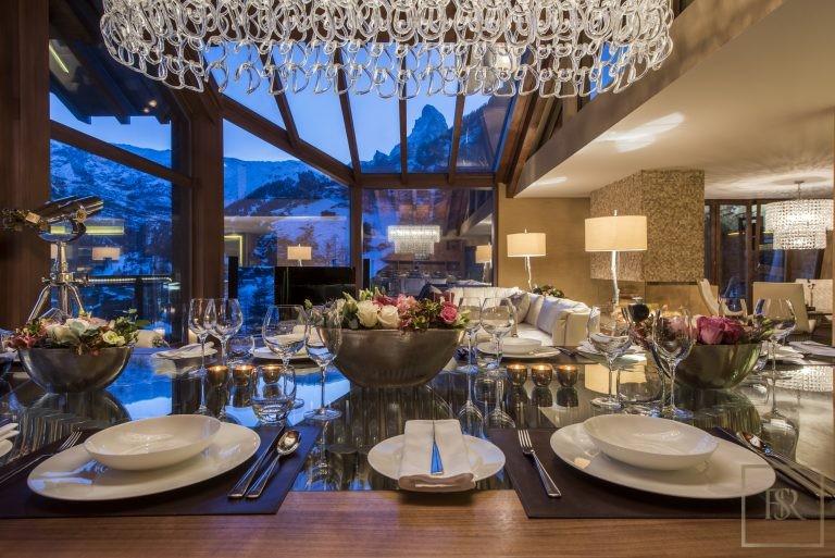 Ultra luxury property Zermatt Switzerland for rent holiday