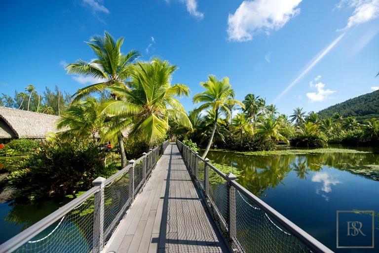 Hotel 32 Bungalows - Maitai Lapita, Fare, French Polynesia available for sale For Super Rich
