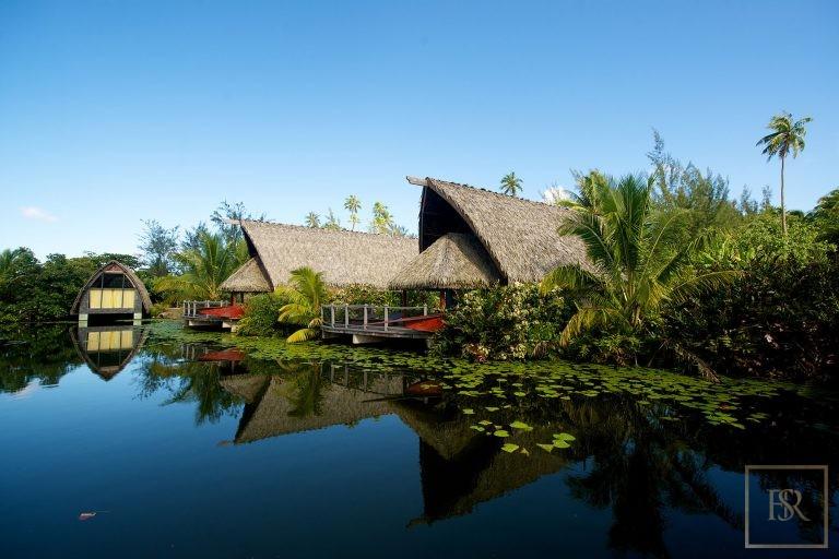 Hotel 32 Bungalows - Maitai Lapita, Fare, French Polynesia 1000 for sale For Super Rich