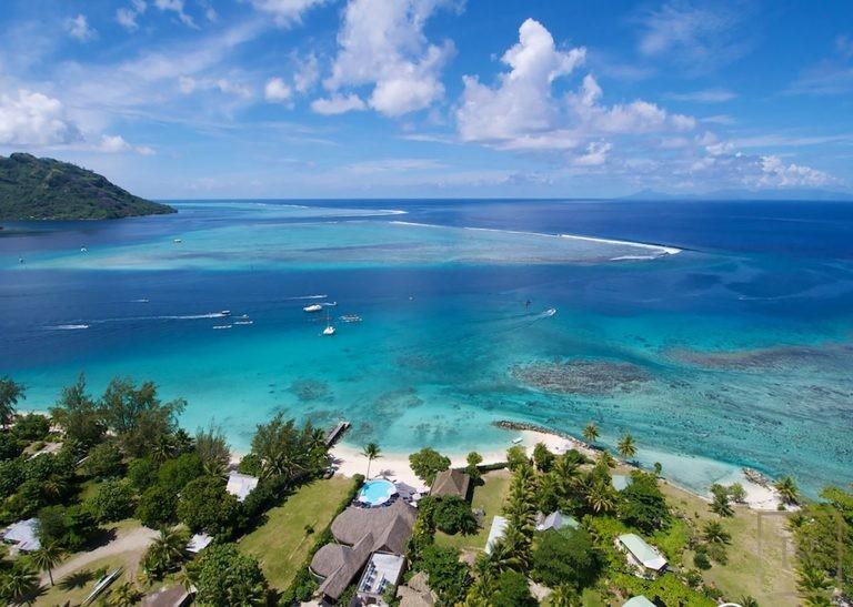 Hotel 32 Bungalows - Maitai Lapita, Fare, French Polynesia luxury for sale For Super Rich