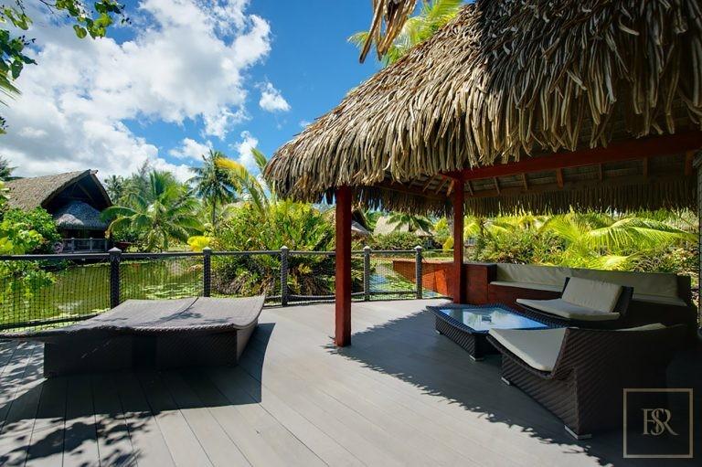 Hotel 32 Bungalows - Maitai Lapita, Fare, French Polynesia price for sale For Super Rich