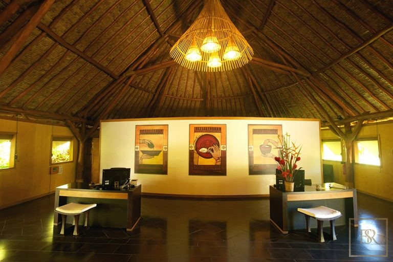 Hotel 32 Bungalows - Maitai Lapita, Fare, French Polynesia best for sale For Super Rich