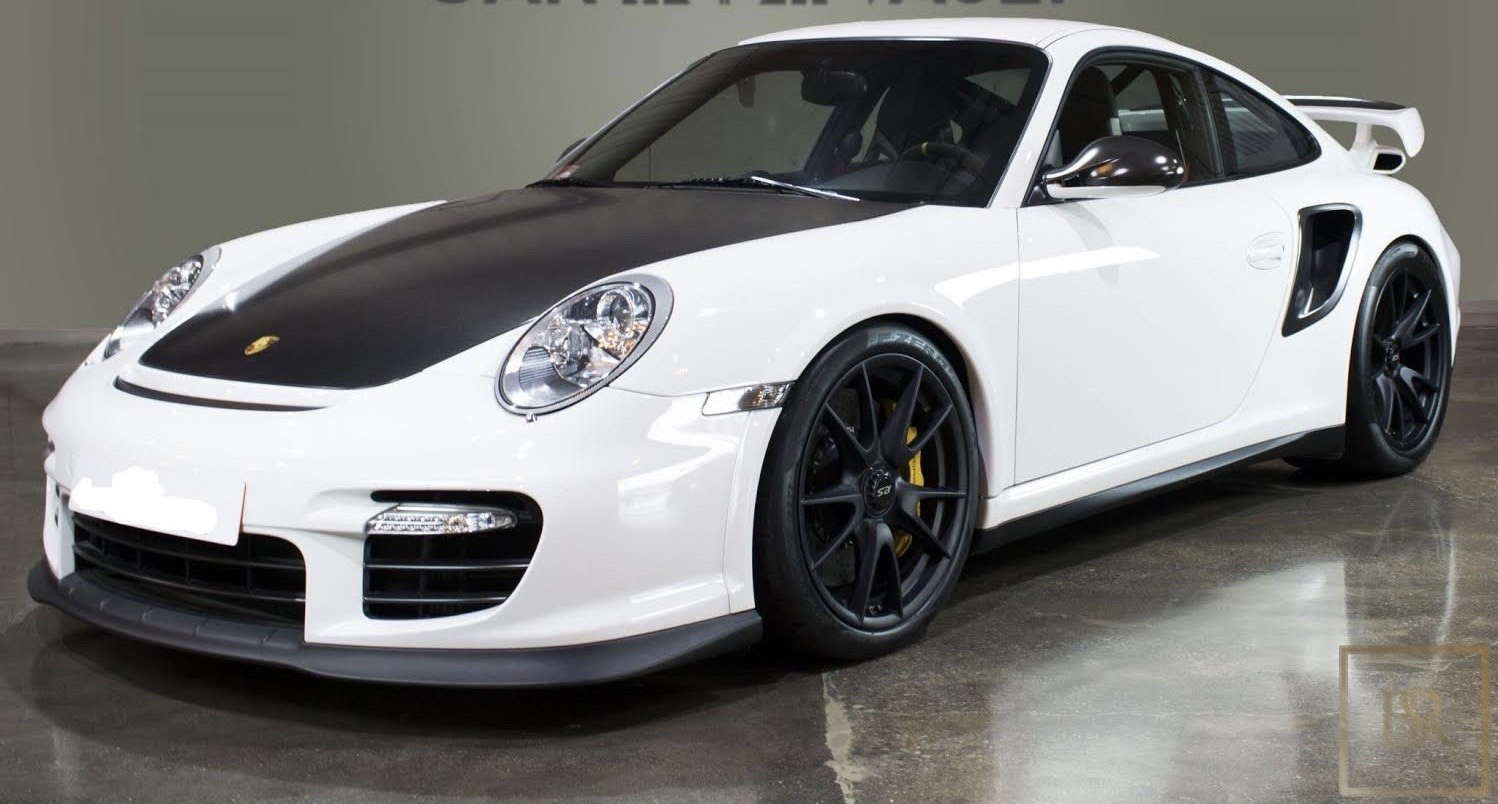 2011 Porsche 911 GT2 RS for sale For Super Rich