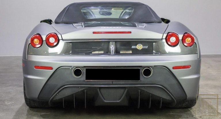 2009 Ferrari F430 Scuderia Spider 16M 4.3 litre for sale For Super Rich