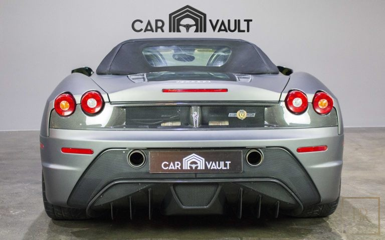 used Ferrari F430 Scuderia Spider 16M for sale supercars