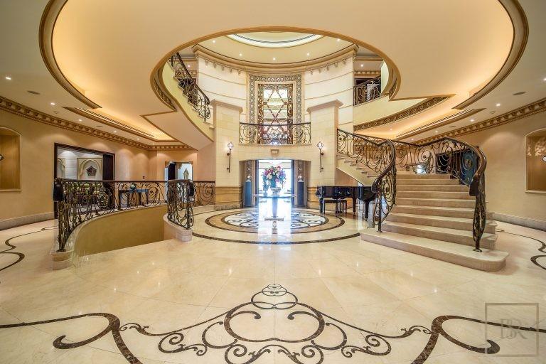 Villa Palatial Emirates Hills - Dubai, UAE New for sale For Super Rich