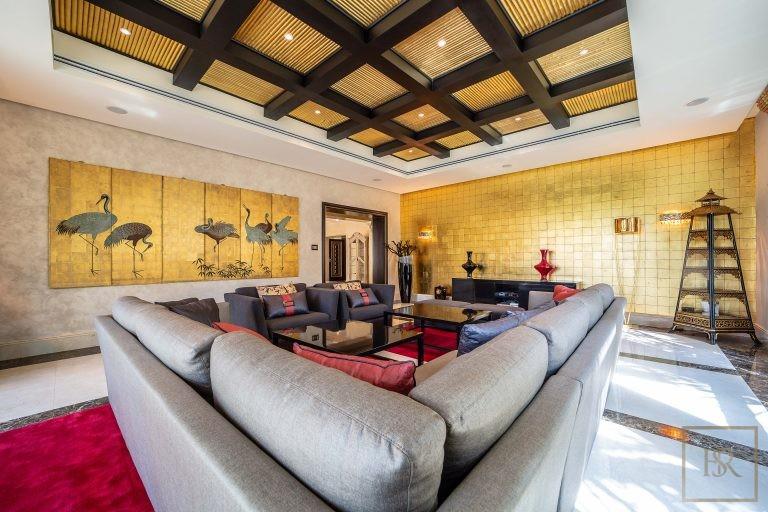 Villa Palatial Emirates Hills - Dubai, UAE available for sale For Super Rich