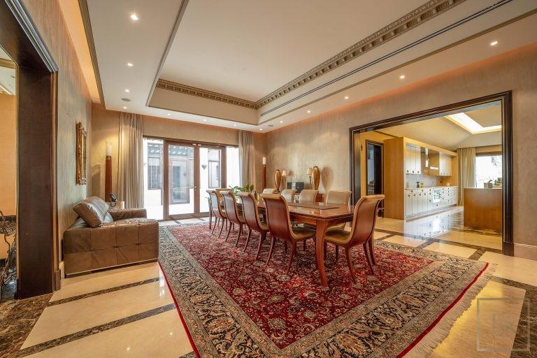 Villa Palatial Emirates Hills - Dubai, UAE search for sale For Super Rich