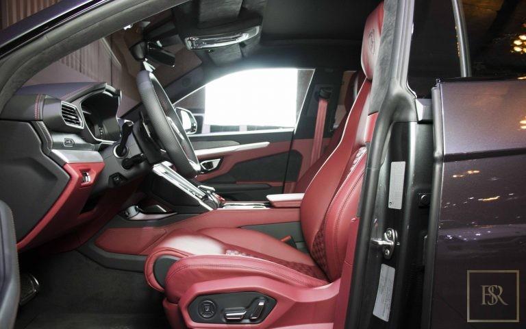 used Lamborghini URUS for sale hypercar