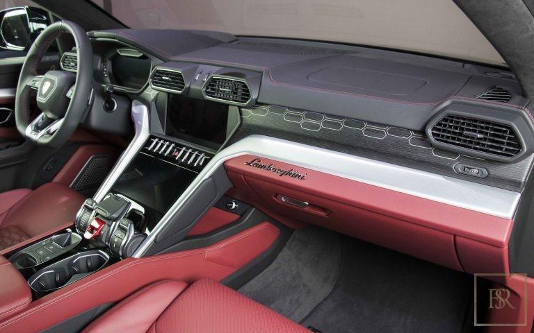 used Lamborghini URUS for sale exotic cars